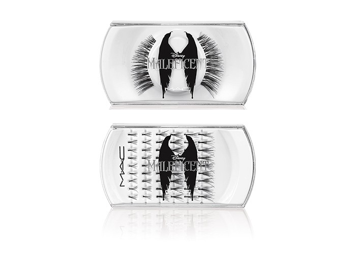 Maleficent False Lashes in 30 and 36