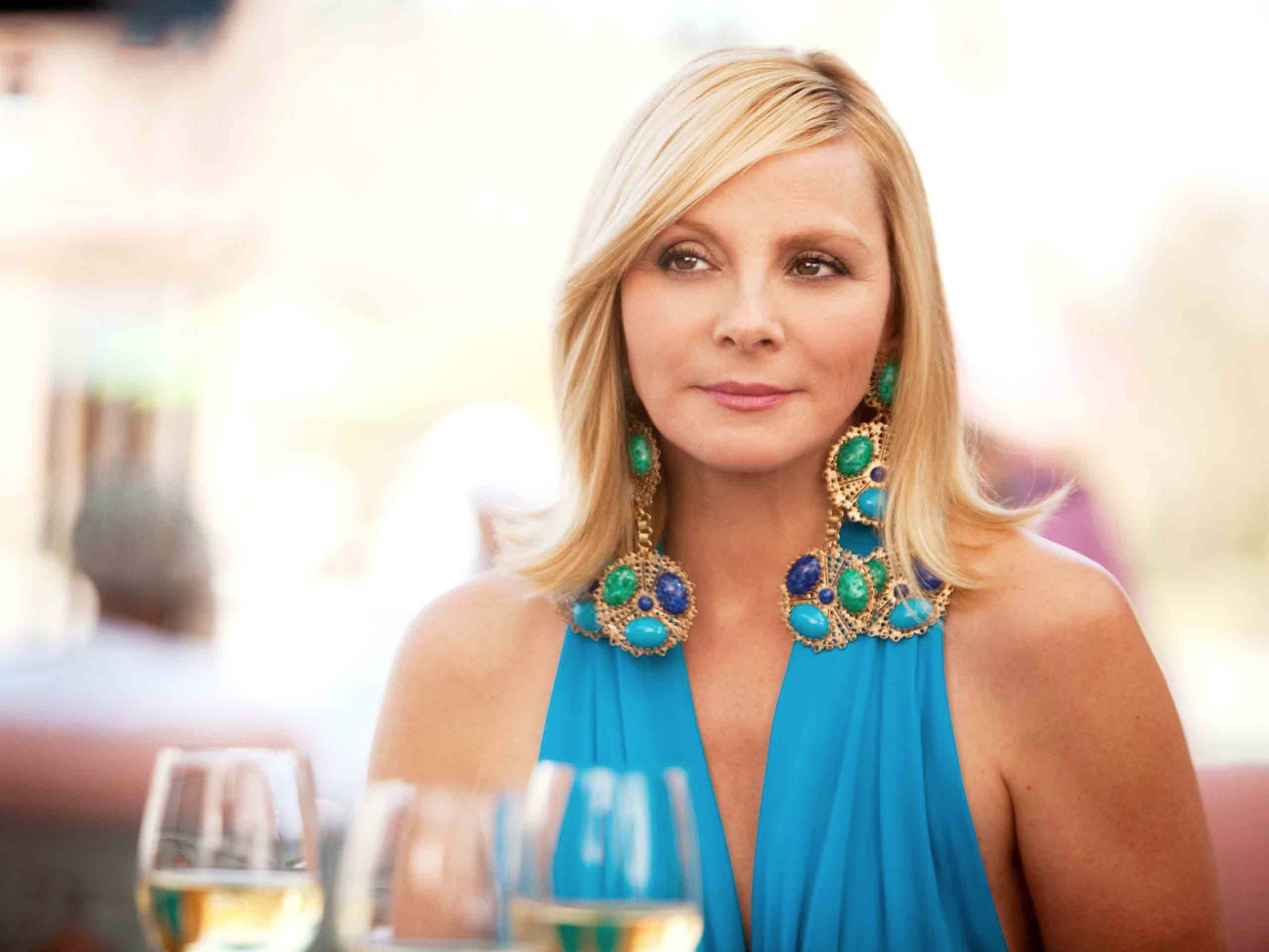Samantha Jones, Kim Cattrall, Sex and the City, Second in Command