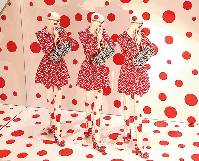 Louis Vuitton, Style