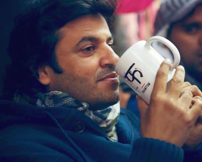 Film director and producer Vikas Bahl, Indian cinema, Bollywood, Verve Man