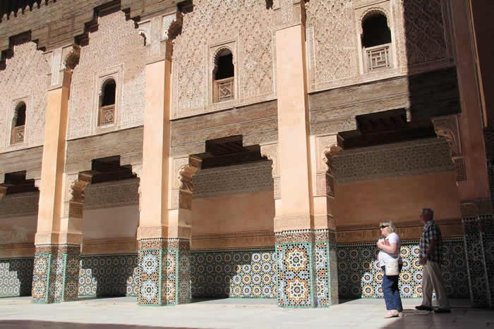 Marrakesh: Ben Youssf Madrasa