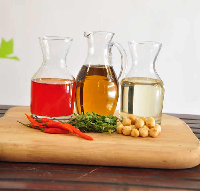 Gourmet cooking oils replacing olive oil