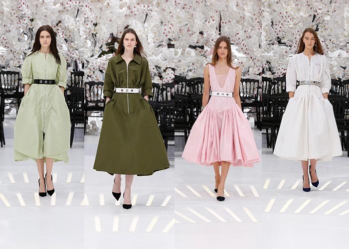 Dior's Haute Couture Autumn Winter 2014-2015