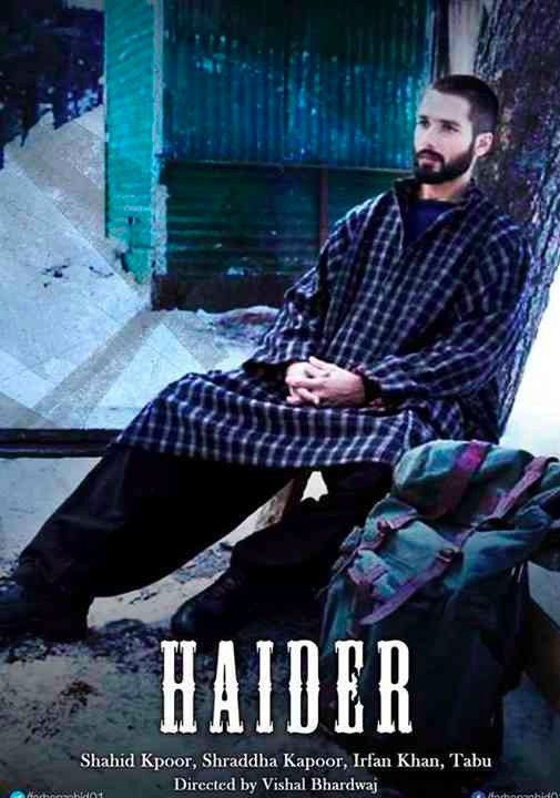Haider, Hamlet, William Shakespeare, Bardic Influence, Vishal Bharadwaj