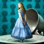 Still from Alice in Wonderland - children's literature is powerful reading for adults