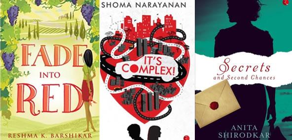 Verve Reviews books by Shoma Narayanan, Reshma Barshikhar, Anita Shirodkar