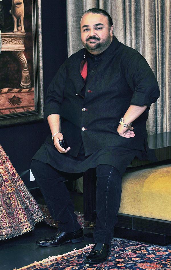 Pushpanjali Chawla, JJ Valaya