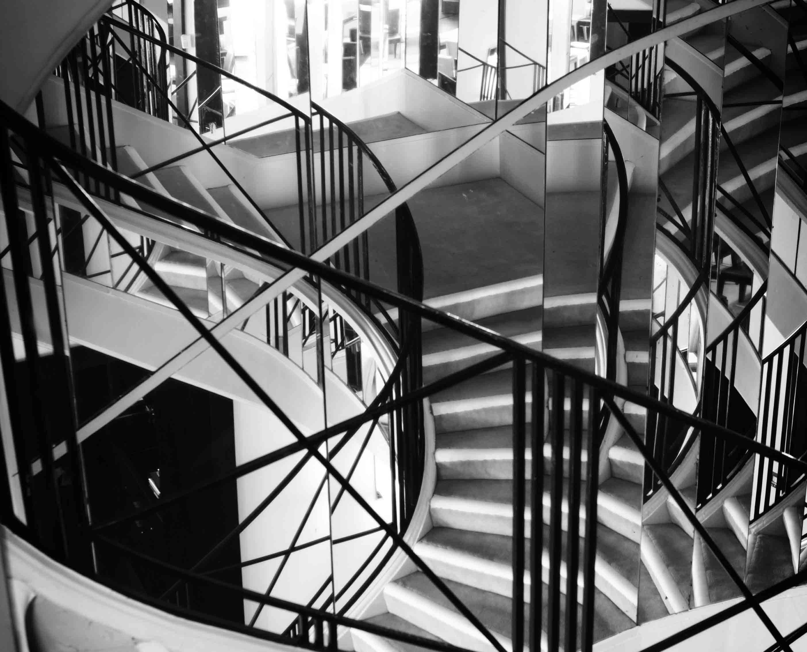 Second Floor by Sam Taylor-Johnson