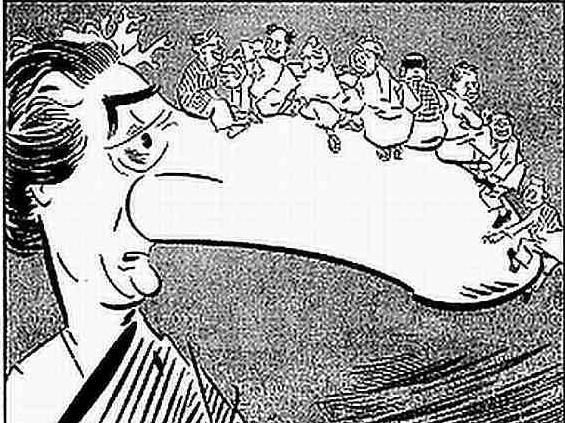 Caricaturist Crowned, Balasaheb Thackeray, Cartoons, Cartoonists