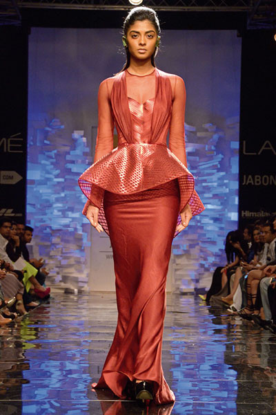 Amit Aggarwal, Lakme Fashion Week 2014