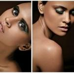 Beauty shoot the bold eye