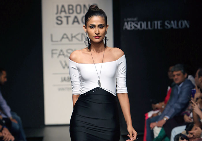 Laila Singh, Lakme Fashion Week 2014