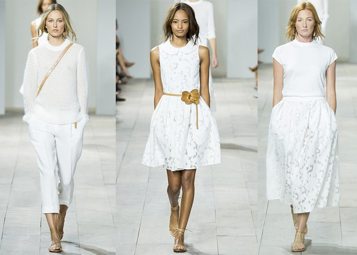 Michael Kors Spring Summer 2015 ready to wear new york fashion week 1