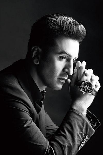 Ranbir Kapoor, Bollywood Verve Man 2014 TAG Heuer Brand Ambassador