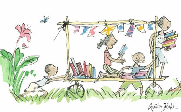 Books 2014, To Matilda's Delight