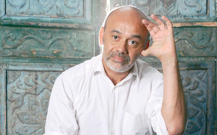 Christian Louboutin, French footwear designer
