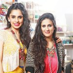 Kaabia and Sasha Grewal, Jewellery designers