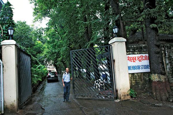 Mehboob Studios, Bandra