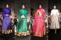 Sanjay Garg Raw Mango Designer Autumn Winter 2014 lakme Fashion Week