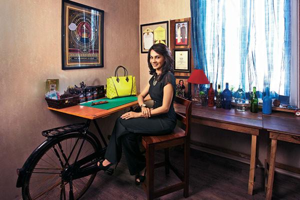 Tanvi Shah, Designer
