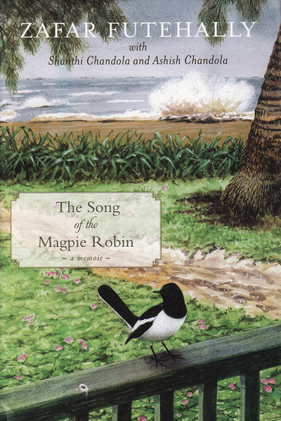 The Song Of The Magpie Robin, Zafar Futehally, Rupa Publications