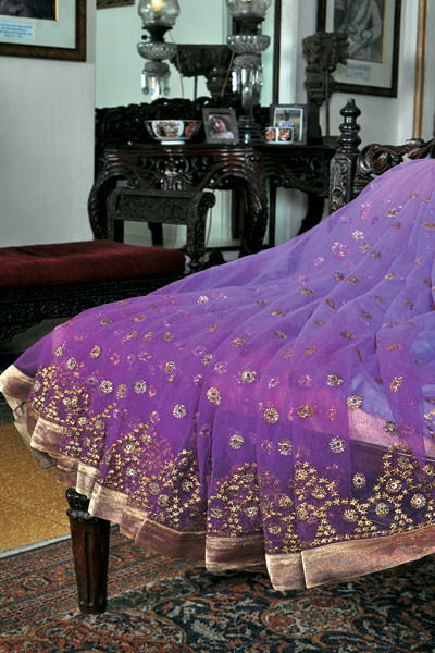 Vidya Zaveri, Jeweller, Fashion Designer and Matchmaker