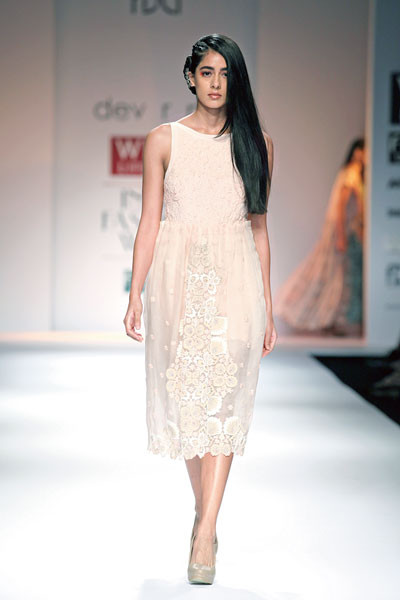 Dev R Nil, Wills Lifestyle India Fashion Week Spring/Summer 2015