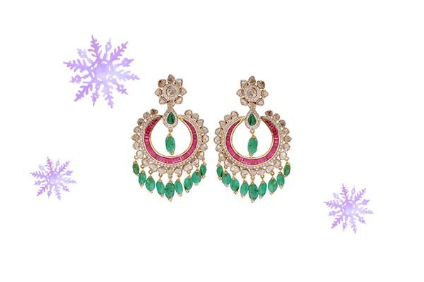 Dwarkadas Chandumal Jewellers Polki Collection