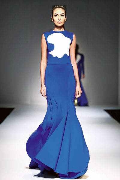 Gauri & Nainika, Wills Lifestyle India Fashion Week Spring/Summer 2015