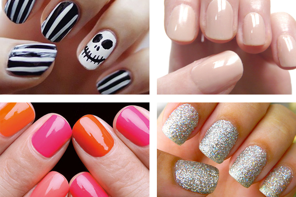 Nail trends of the season