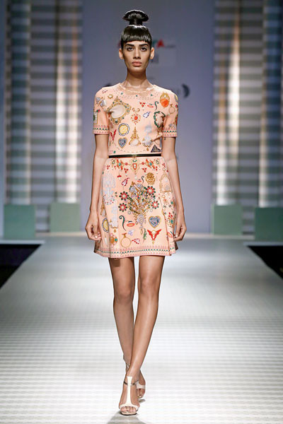Pankaj & Nidhi, Wills Lifestyle India Fashion Week Spring/Summer 2015