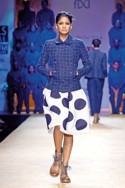 Rajesh Pratap Singh, Wills Lifestyle India Fashion Week Spring/Summer 2015
