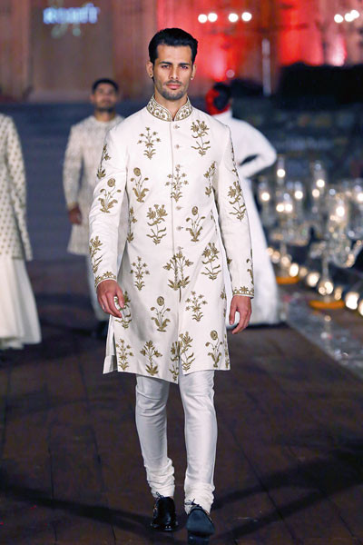 Rohit Bal, Wills Lifestyle India Fashion Week Spring/Summer 2015