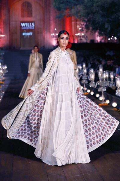 Rohit Bal, Wills Lifestyle India Fashion Week Spring/Summer 2015