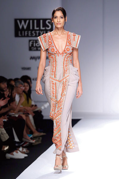 Sahil Kochhar, Wills Lifestyle India Fashion Week Spring/Summer 2015