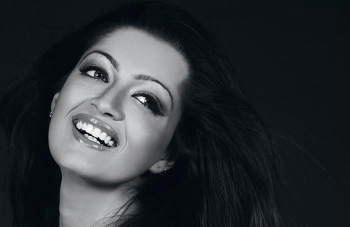 Sheena Chohan, Model
