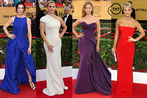 red carpet 21st Annual Screen Actors Guild Awards Los Angeles