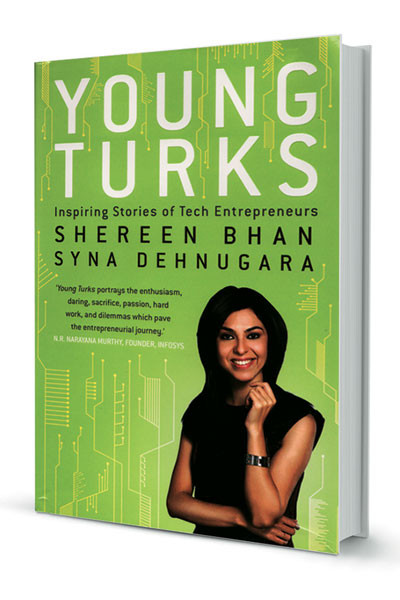 Shereen Bhan, Award-winning talk show host, TV producer, and now writer, Young Turks