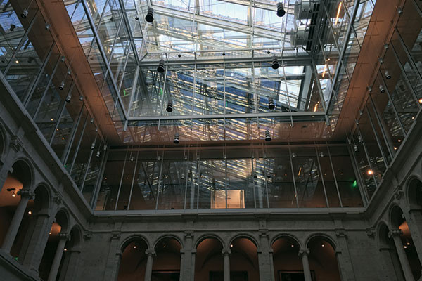 The Renzo Piano-designed unified Harvard Art Museums building, Parmesh's Viewfinder