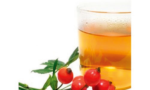 Trans-retinoic acid, a natural form of vitamin A