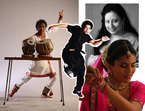 dance late Pandit Chitresh Das kathak