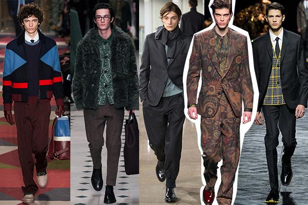 Menswear Men Fall Winter 2015