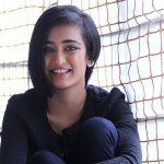 Akshara Haasan, Sarika and Kamal Haasan's younger daughter, Shamitabh