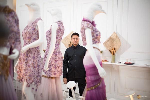 Shantanu Goenka at Fashioning Fairytales