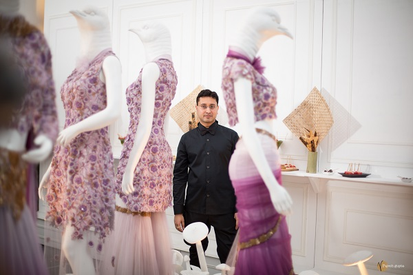 Shantanu Goenka at Fashioning Fairytales