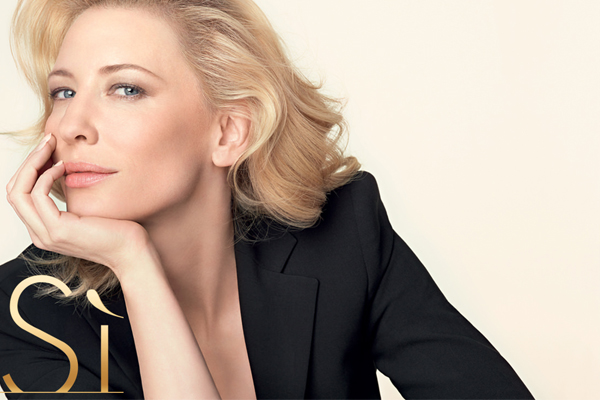 Si Intense with Cate Blanchett