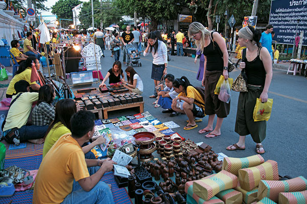 Bangkok, Central Chidlom, Gaysorn Shopping Centre