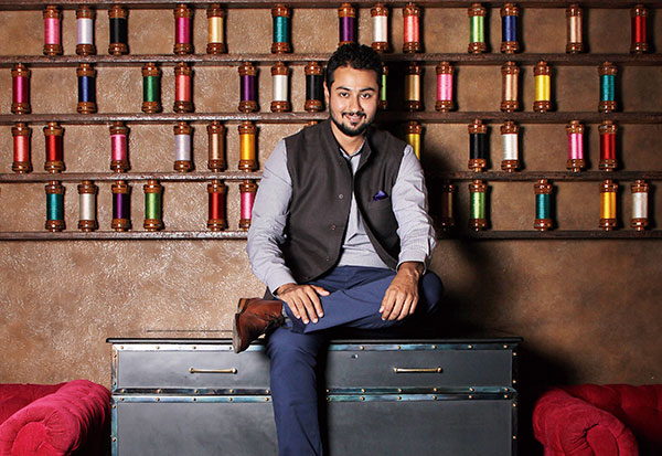 Rahul Mehra, a microbrewery activist, Forbes India's young achiever, one of the founders and partners of Gateway Brewery Co