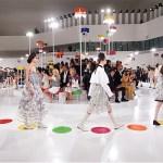 Chanel cruise 2016 karl lagerfeld in seoul korea