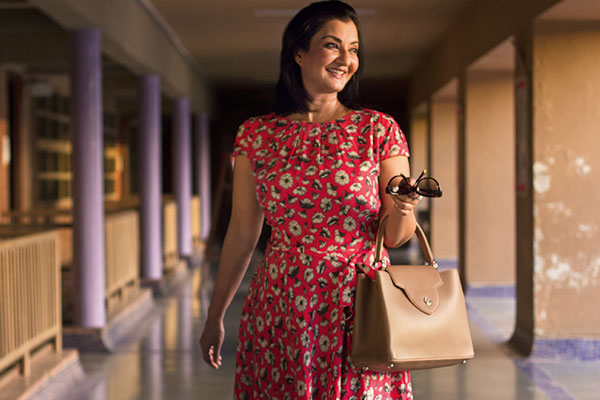 Manjula Pooja Shroff, Educational Entrepreneur, Louis Vuitton